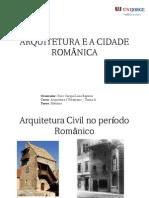 Casas Período Romano