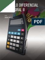 LIVRO PROPRIETÁRIO – Calculo Diferencial e Integral II