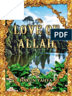 Love of Allah