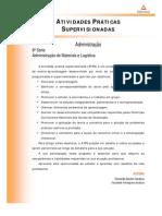 ATPS A2 2015 2 ADM8 Administracao Materiais Logistica