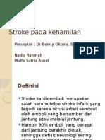 Stroke Pada Kehamilan