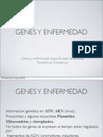 1,11 Genes y Enfermedad