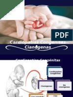 CARDIOPATIAS CONGENITAS CIANOGENAS