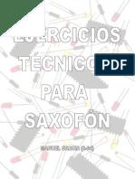 tecnicas de saxofon 0 - Introducion y Tablas de Progreso