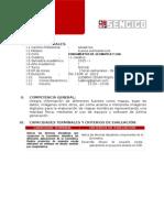Fundamentos de Geomatica y CAD 2015 II