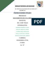 Proyecto-Adelanto-presentar Construcciones Civiles