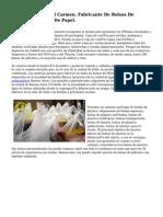 Bolsas Y Papeles El Carmen. Fabricante De Bolsas De Plástico Y Bolsas De Papel.