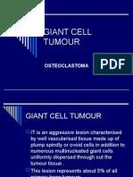Giant Cell Tumour