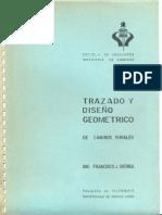 TRAZADO Y DISEÑO GEOMETRICO DE CAMINOS RURALES