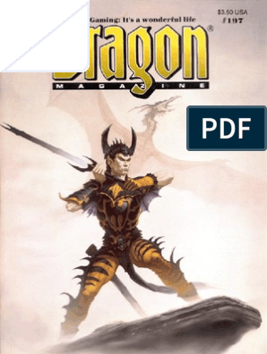 Dragon magazine 197 | Dungeons & Dragons | Mail