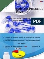 A Importância Da Síntese de Fármacos.pptx