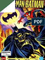 Homem Aranha e Batman - Mentes Insanas