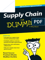9781119047025 Supply Chain for Dummies JDA