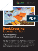 Bookcrossing Ca' Foscari