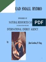 High Head Small Hydro Presentation