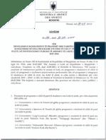 Udhezimi i Ministrise se Arsimit per datat e konkurseve ne Universitetin e Arteve dhe Sporteve