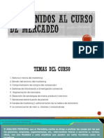 1.Introduccion Al Curso de mercadeo