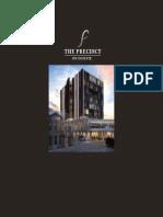 The Precinct Brochure architecture