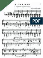 Beethoven 7th Allegretto