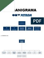 ORGANIGRAMA OMV PETROM
