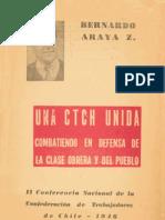 Una CTCH Unida do en Defensa de La Clases Obrera y Del Pueblo