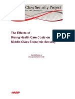 Impact of Rising Healthcare Costs AARP Ppi Sec