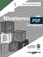 03 Nivelemos Lenguaje 2o Guía Estudiante