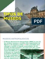 Tipos de Museos