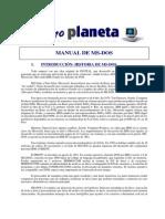 Manual de Ms-Dos - 2001