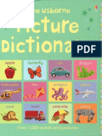 The Usborne Picture Dictionary 2006