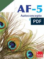 Autoconcepto Forma 5