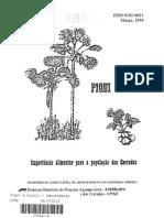 Piqui e Buriti Importancia Alimentar Para a Populacao Dos Cerrados