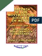 Historia de los Movimientos Sociales en México