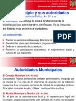 autoridades municipales en Cololmbia