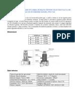 Manual Romana Electrovalva PNI v 02