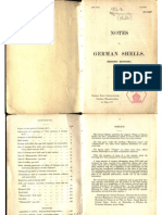 251804823 Notes on German Shells 1918