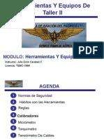 HERRAMIENTAS Y EQUIPOS DE TALLER II 2do Semestre.ppt