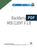 BlackBerry - Instructivo