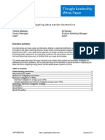 WP Mitigating Harmonics 2014 Thought Leadership White Paper