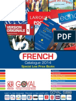French Catalogue 2014