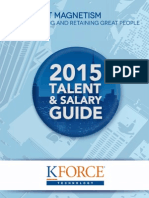 2015 talent & Salary Guide