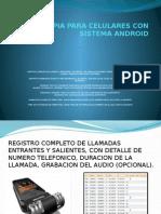 App Espia Para Celulares Con Sistema Android