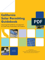 California Solar Permitting Guidebook
