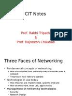 CIT Notes