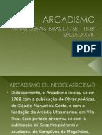 5 ARCADISMO