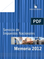 Bolivia Sin Memoria 2012