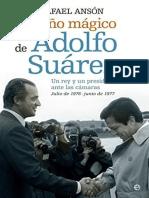 Anson Rafael - El Año Magico de Adolfo Suarez