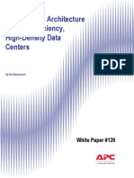 An Improved Architecture for High-Efficiency, High-Density Data Centers