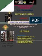 Diapositivas de La Troikaaa