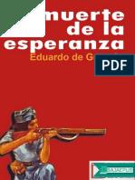 1. La muerte de la esperanza - Eduardo de Guzmán